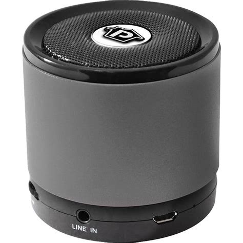 pyle home bluetooth mini speaker black pbs2bk b h photo