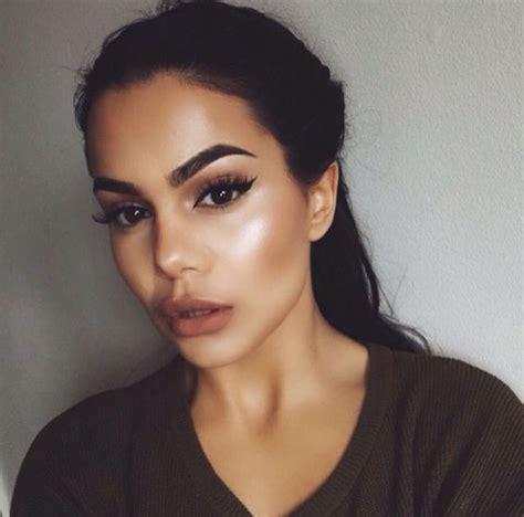 thick eyebrow trend 7beautytips beauty fashion the 2016 eyebrow trend smokey bushy brushed the
