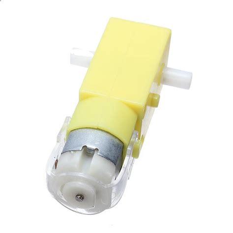 3v dc motor dc 3v 6v dual axis gear motor 2 axis tt motor reducer