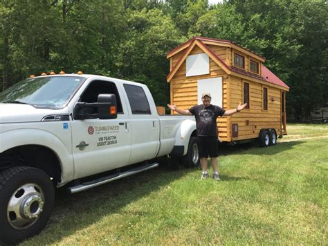 To Build Or Not To Build Living The Tiny House Dream Tumble Tiny House