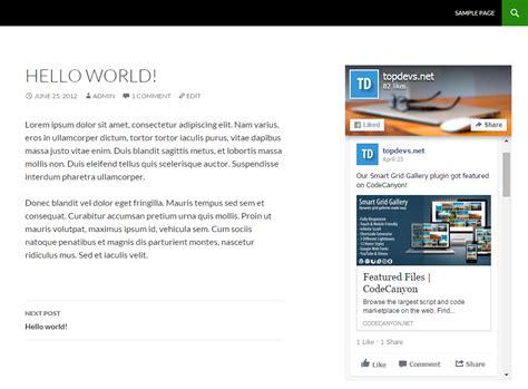 design contest plugin wordpress simple facebook plugin hubway web design byron bay