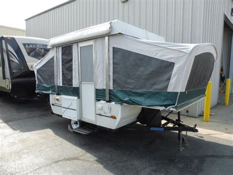Coleman Pop Up Cer Awning by Fleetwood Taos Pop Up Pop Up Rvs For Sale