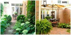 court yards rustic garden art house design and decorating ideas