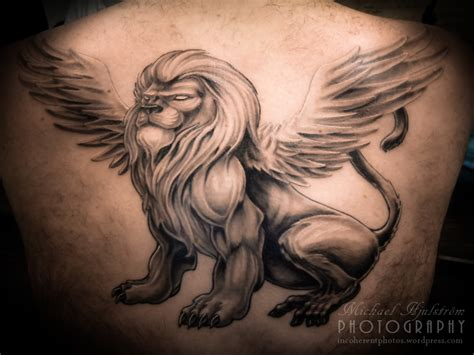 chimera tattoo chimera incoherent photos
