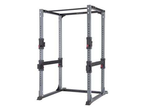 Squat Rack With Cables by Bodycraft F430 Power Rack Squat Rack With Cable