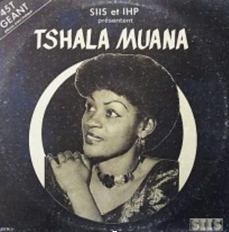 l'evolution du style de la mamu nationale tshala muana