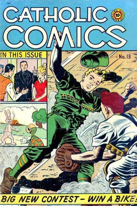 Bprd Tp Vol 13 1947 Comics catholic comics volume 1 1946 comic books