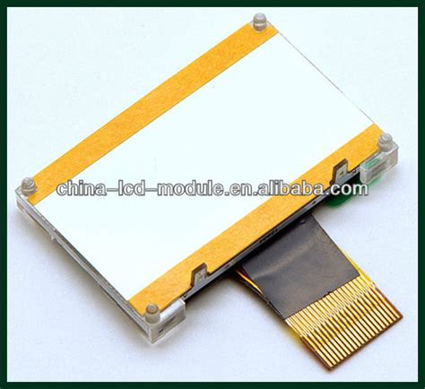 Lcd Cina 20lf1704ans Fpc V2 spi interface lcd module with 17mm fpc jhd12864 g06bow g
