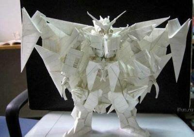 Tough Origami - 折り紙ガンダム もあれアイニージュー