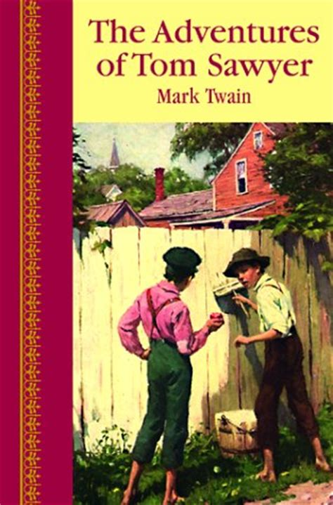 the adventures of tom sawyer books tom sawyer