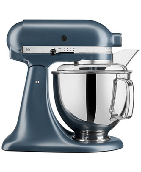 Macys Kitchen Aid by Kitchenaid Ksm150ap Architect 5 Qt Stand Mixer Only At