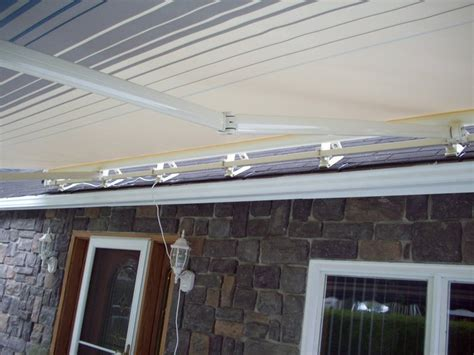 roof awning sunsetter patio awning roof brackets roof brackets