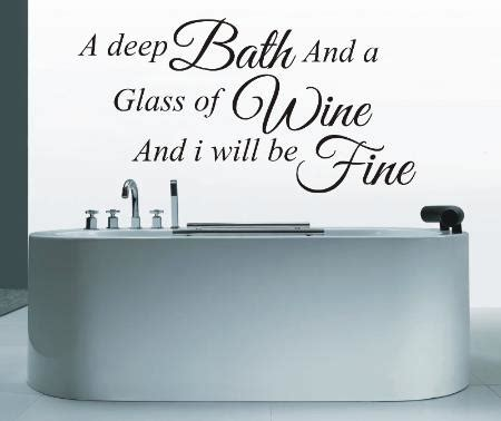 bathroom related words baths and wine quotes quotesgram