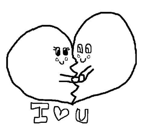 imagenes que digan te quiero para colorear desenho de eu te amo para colorir