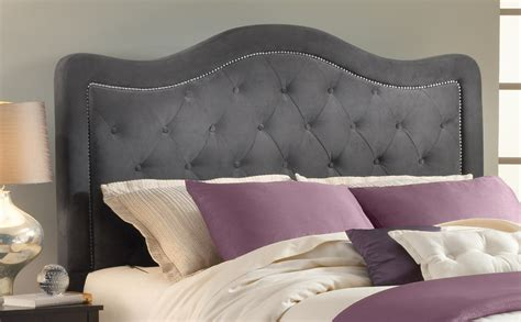 stylish headboard grey stylish fabric headboard prefab homes best style