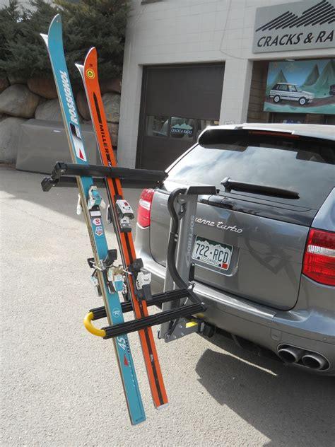 Ski Rack Bike by News Softride 24232 Ski Snowboard Rack No