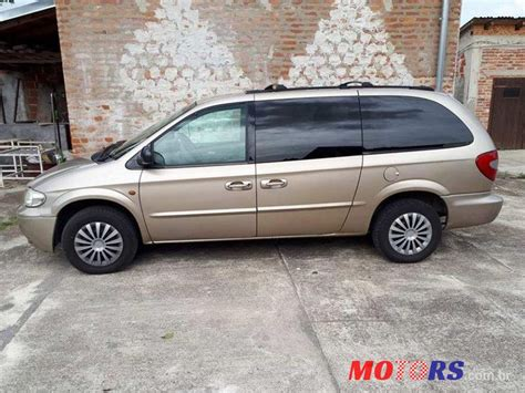 2001 chrysler grand voyager 2 5 crd za prodaju 3 800