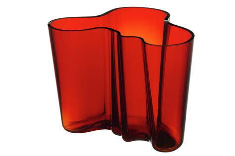 alvar aalto stained glass vase by iittala design alvar aalto