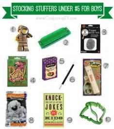best stuffers 10 stocking stuffer ideas for boys for 5 or less