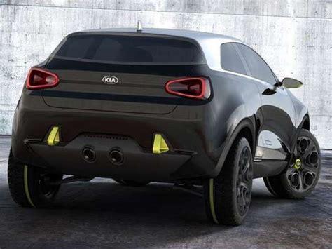 Kia 4x4 Truck Kia Concept Kia Car Concept 4x4 Suv Http Www