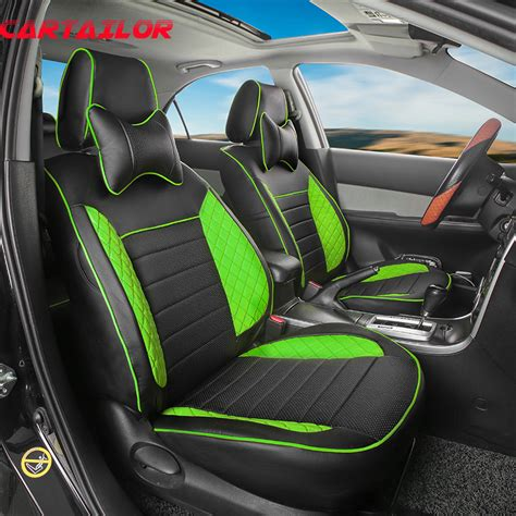 custom car seat upholstery cartailor cover seat protector for fiat linea car seat