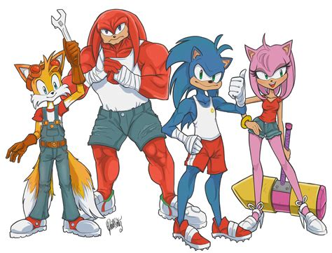 sonic day sonic boom i guess by day vii on deviantart