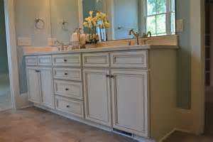 painted bathroom cabinets before and after bathroom