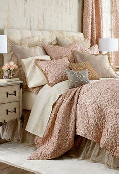 blush colored bedding vince camuto 174 rose gold comforter set bed bath beyond love the rose gold color