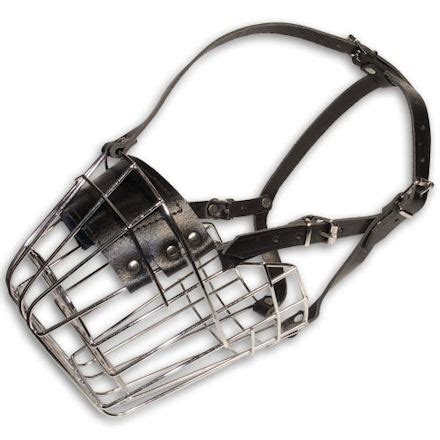 large muzzle large wire basket muzzle for big breeds m4 1038 big wire basket muzzle