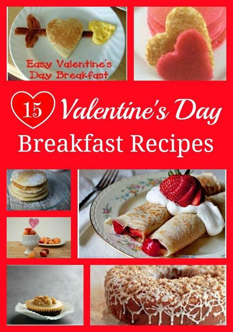 Recipes For S Day S Day Breakfast Recipes