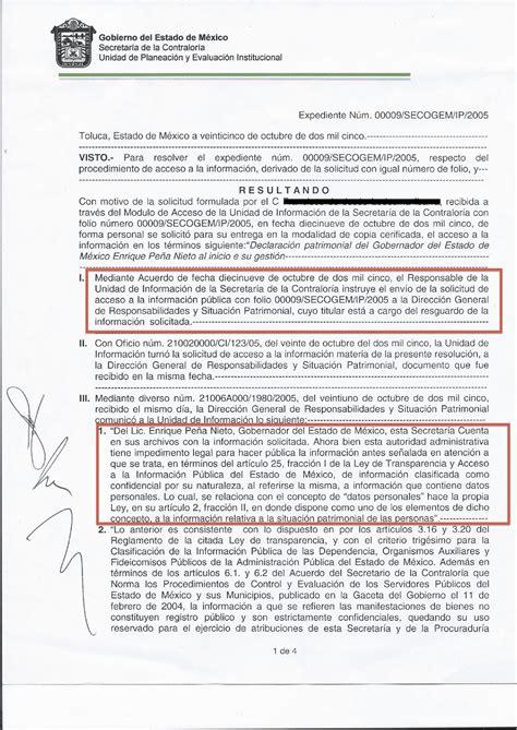 fecha de presentacion anexo patrimonial ao 2016 como hacer declaracion patrimonial ecuador pe 241 a nieto