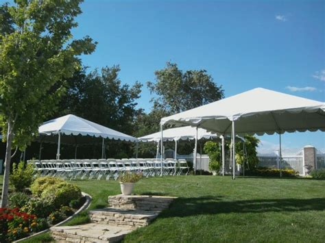 Backyards To Rent For Weddings by Backyard Wedding Tent Rentals Outdoor Furniture Design And Ideas