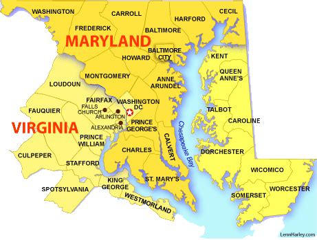 Md Wash washington dc virginia maryland map washington dc map