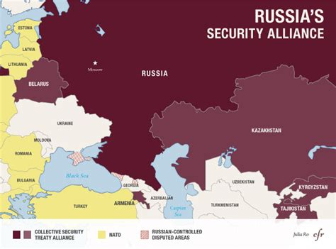 russia updated map russia alliance map backgrounder the russian