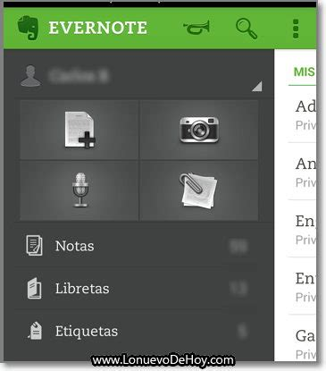evernote apk file descargar evernote premium apk