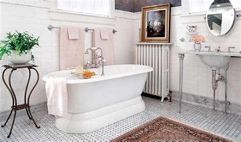 victorian bathtubs how to create a victorian style bath this old house
