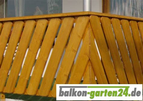 Treppengeländer Holz Preise by Holzbalkon Canada 1 Balkon Garten24 De
