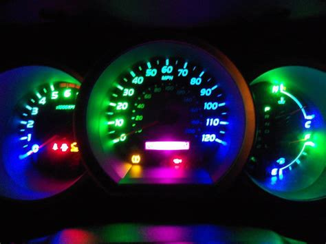 Toyota Camry Dash Lights Genuine Toyota Parts Tacoma 2016 Car Release Date