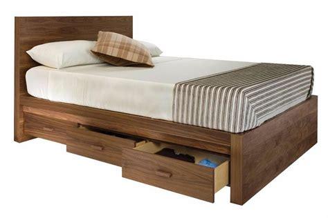 cama 90 con cajones cama queensize de madera con cabecera y cajones incluidos