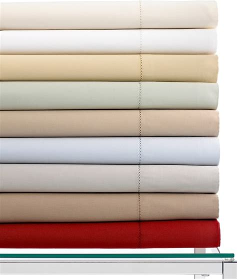 best thread count for sheets macy s hotel collection 600 thread count egyptian cotton