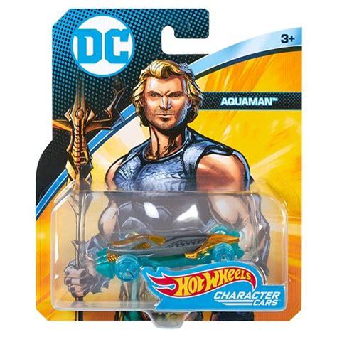 Hotwheels Dc Comics wheels dc comics aquaman character car target