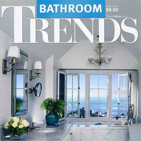 usa bathroom trends vol 21 no 5 magazine trends bathroom grove drive hyla architects award