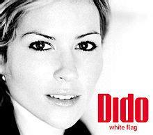 white flag (song) wikipedia