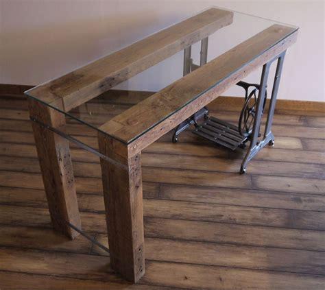 reclaimed wood desk  ticino design wwwticinodesigncom