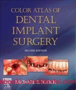 Dental Implant Prosthetics 2nd Edition color atlas of dental implant surgery 2nd edition pdf