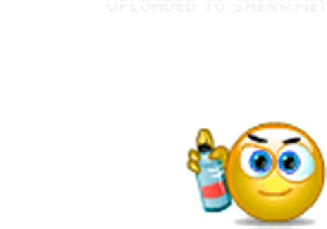 spray paint emoji spraying graffiti emoticon emoticons and smileys for