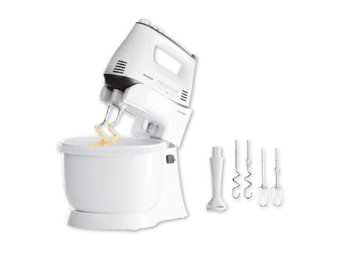 Silvercrest Kitchen Tools 300W Hand Mixer Set   Lidl