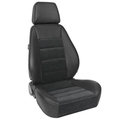 corbeau sport seat black vinyl corbeau sport seat pair black vinyl black cloth insert