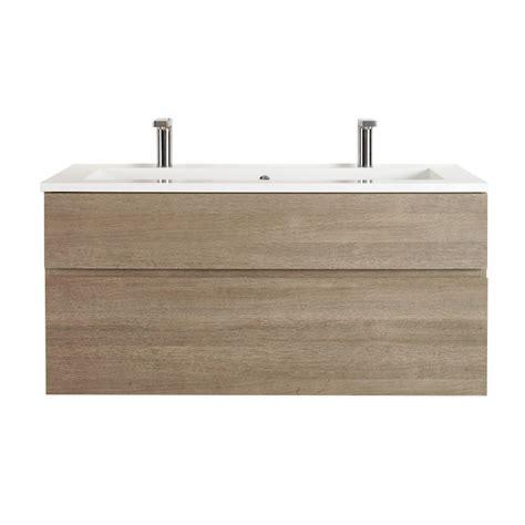 meuble de salle de bain calao 120 cm castorama