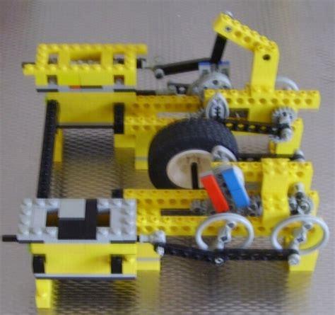 lego reversible steam engine simulator